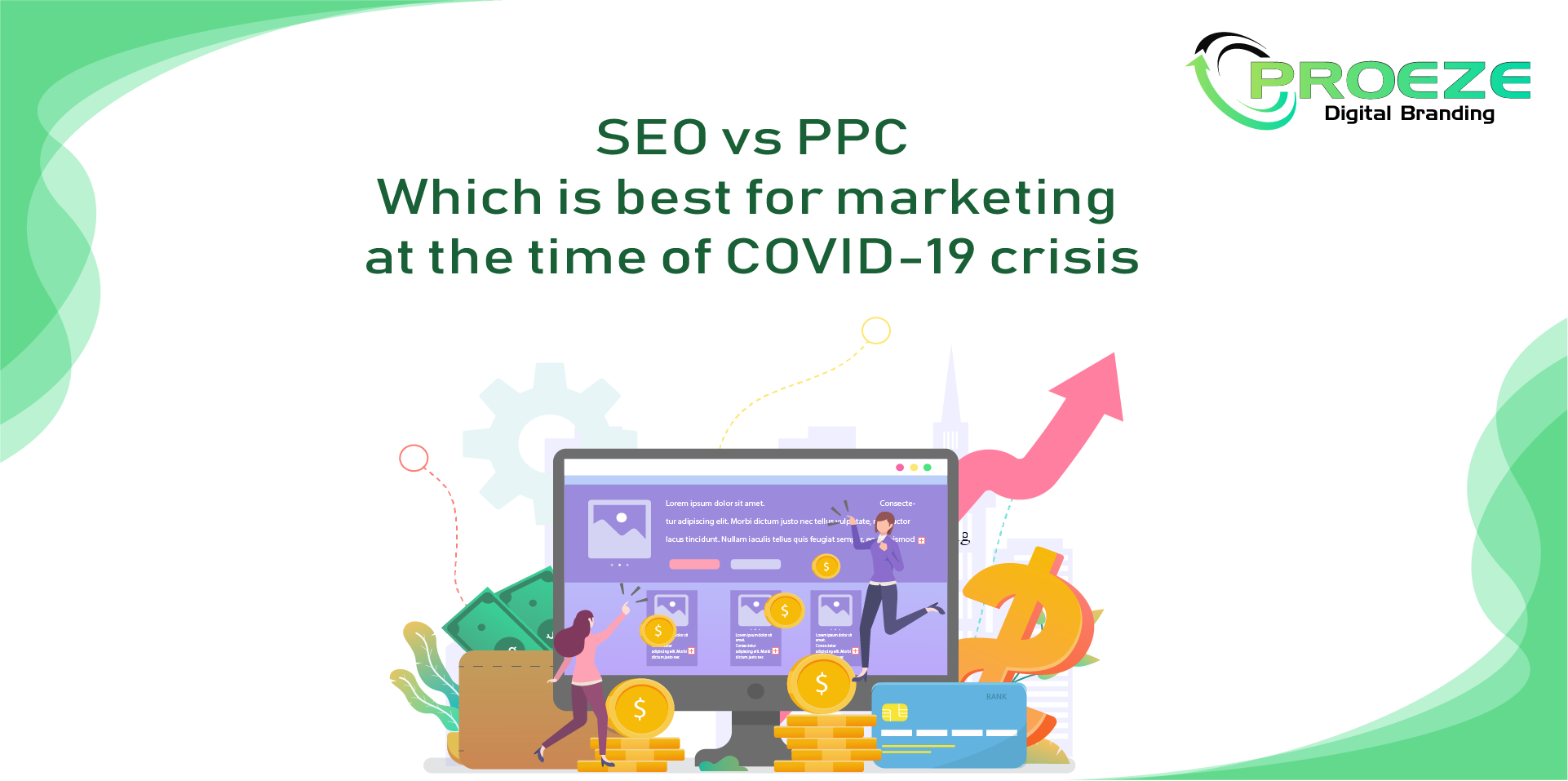 SEO vs PPC Which is best for marketing at the time of COVID-19 crisis Proeze